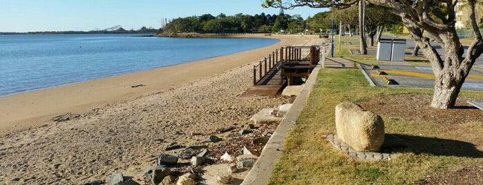 Barney Pt Beach is one of Lieux sauvegardés par ramtix.