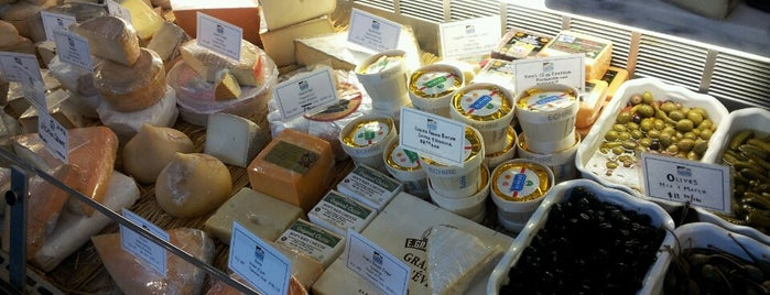 St. James Cheese Company is one of USA New Orleans.