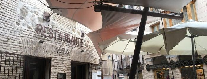 Restaurante Placido is one of Toledo.