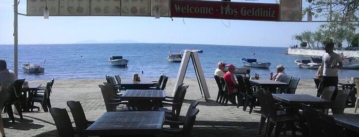 Çakir Cafe & Bar & Restaurant is one of สถานที่ที่ SUAT YALÇIN ถูกใจ.
