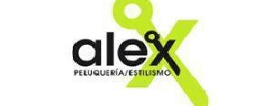 Alex Peluqueros. is one of Posti salvati di Bodegas.