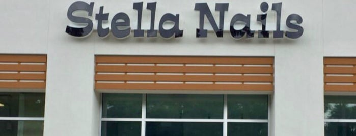 Stella Nails is one of Tempat yang Disukai West.