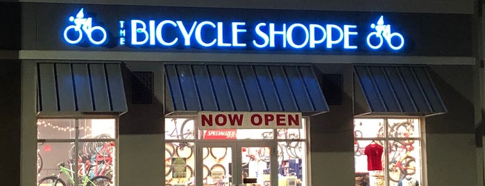 The Bicycle Shoppe is one of Tempat yang Disukai West.