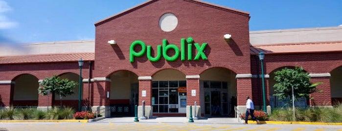Publix is one of Lauren : понравившиеся места.