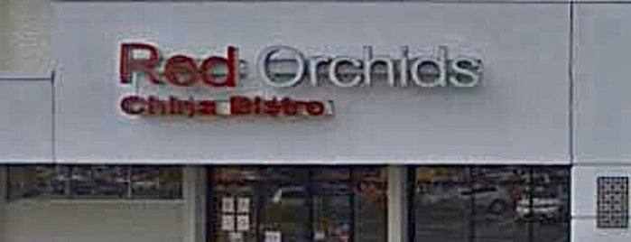 Red Orchids China Bistro is one of Orte, die West gefallen.
