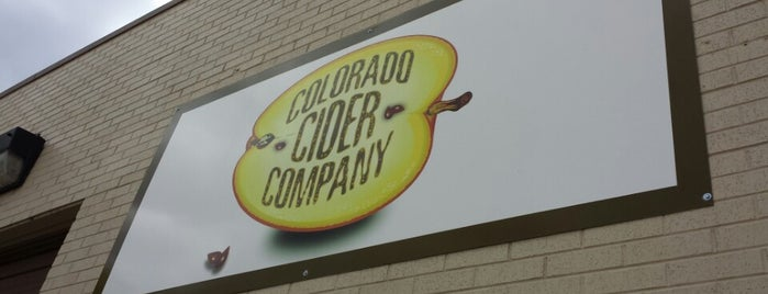 Colorado Cider Company is one of Colorado Breweries.