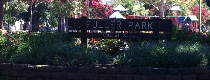 Fuller Park is one of สถานที่ที่ Missy ถูกใจ.