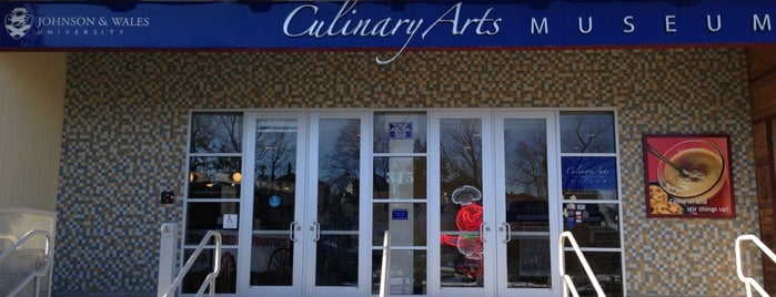 Culinary Archives & Museum is one of Rhode.