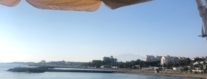 Altanour is one of Marbella.