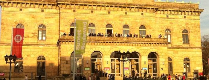 Staatstheater is one of Tempat yang Disukai Maike.