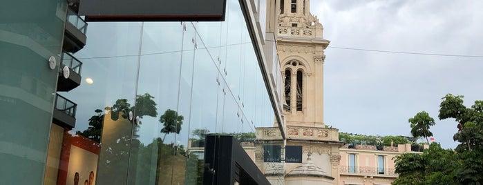 Nike Store Monte Carlo is one of Monaco.