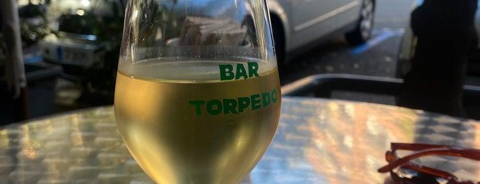 Bar Torpedo is one of Wishlist y Recomendados.