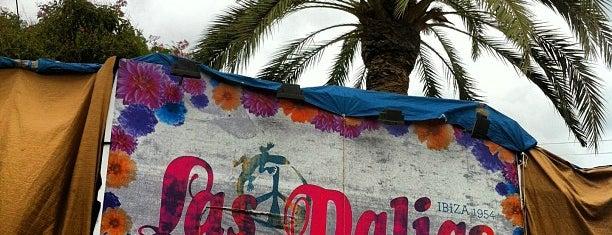 Mercado Hippy Las Dalias is one of Ibiza.