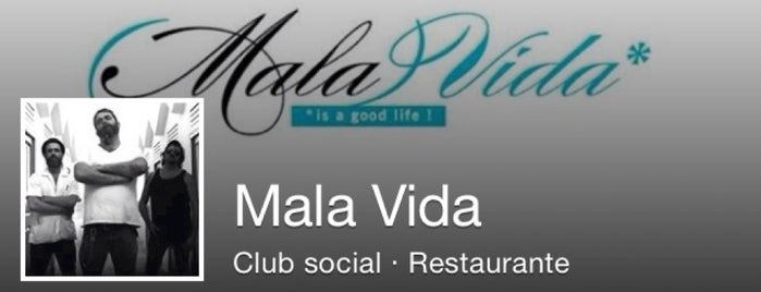 Mala Vida is one of VAMOS AL CHIRINGUITO.