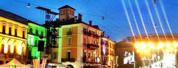 Piazza Grande is one of Lago Maggiore.