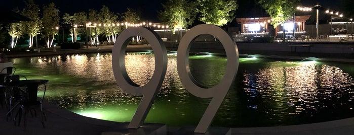 Wayne Gretzky Estates No 99 Whiskey Bar is one of Niagara-on-the-Lake.