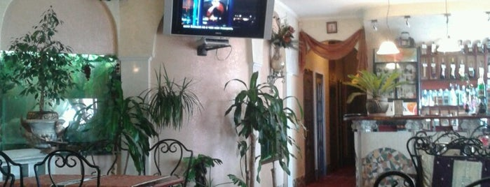 Figaro Restaurant @ Fort is one of PW for Free Wi-Fi in Rivne.