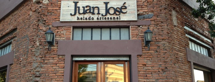Juan José is one of สถานที่ที่ Exequiel ถูกใจ.