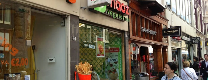 Maoz Vegetarian is one of Orte, die Czimtom gefallen.
