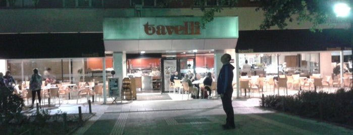 Tavelli is one of Chile!.