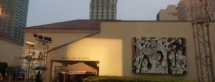 Pérez Art Museum Miami (PAMM) is one of Miami: history, culture, and outdoors.