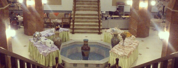 Safaiyeh Hotel | هتل صفائیه is one of Iran.