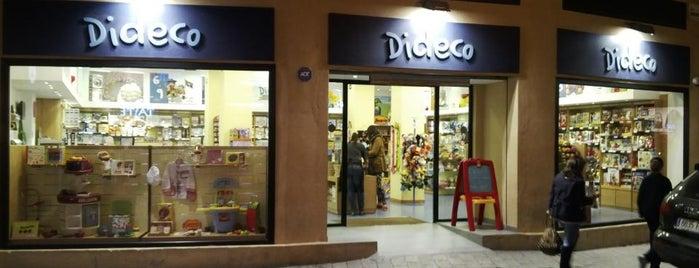 Dideco is one of Malagaaaaa.