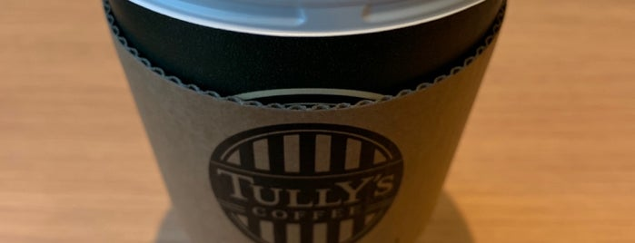 Tully's Coffee is one of Katyさんの保存済みスポット.