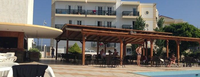 Heronissos Hotel is one of Dima: сохраненные места.