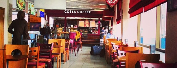 Costa Coffee / Коста Кофе is one of Airports Bar & Restaurant.
