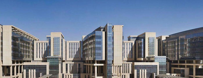 King Abdulaziz Medical City is one of Yazeedさんのお気に入りスポット.