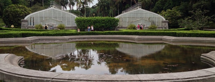 Jardim Botânico de São Paulo is one of S&P500.