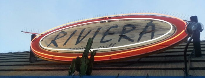 Riviera Mexican Grill is one of Locais curtidos por Ryan.
