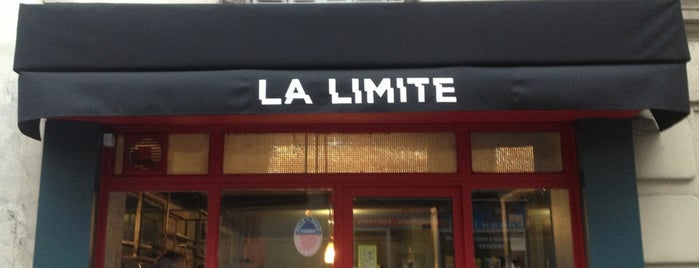La Limite is one of Paris.