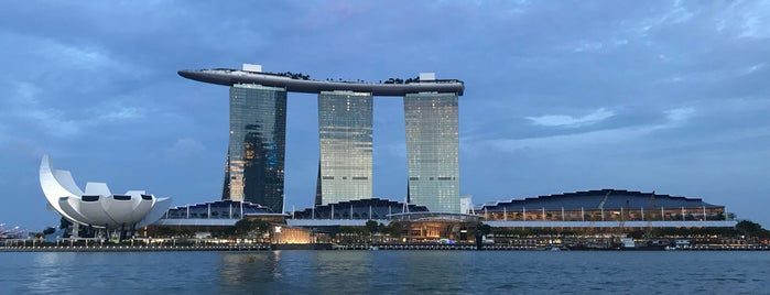 Mist Walk @ Marina Bay is one of Guide to Singapore's best spots.