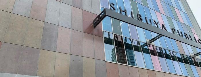 LINE CUBE SHIBUYA is one of fuji 님이 좋아한 장소.