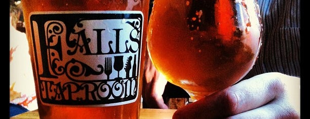 Falls Taproom is one of Been There, Done That.