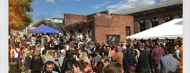Knockdown Center is one of New York.