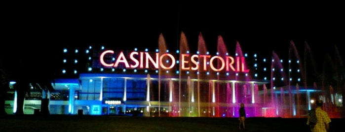 Casino Estoril is one of Locais curtidos por Rania.