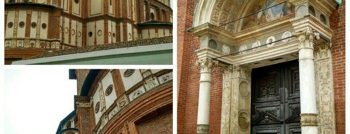 Santa Maria delle Grazie is one of Milano.