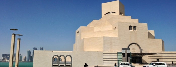 Museum of Islamic Art (MIA) is one of 建築マップ.