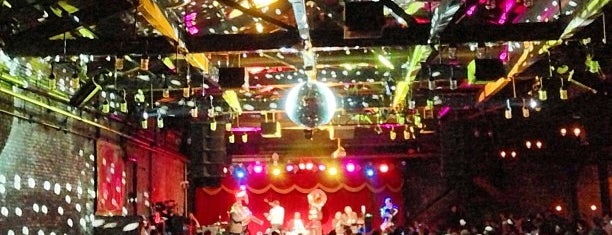 Brooklyn Bowl is one of Bars.