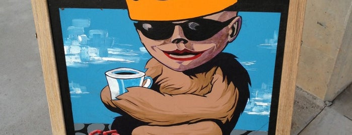 Condesa Coffee is one of HOTlanta.