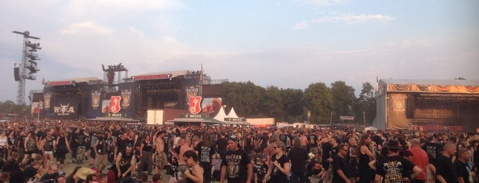 Wacken Open Air is one of Locais curtidos por Torsten.