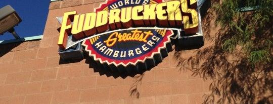 Fuddruckers is one of Josh : понравившиеся места.