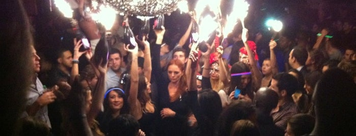 Lavo is one of Awesome Rooftops and crazy nightlife in NYC.