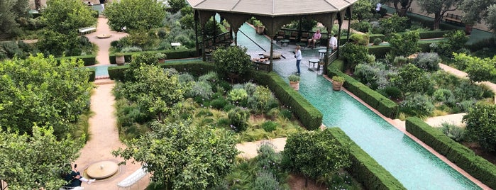 Le Jardin Secret is one of Morocco.