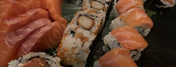 Honorato Sushi is one of Posti che sono piaciuti a Tereza.