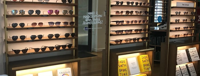 Warby Parker is one of LA.