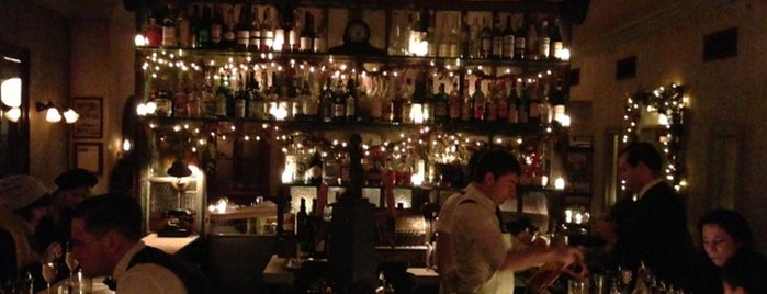 Maison Premiere is one of NYC's Most Romantic Places.